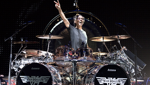 Alex Van Halen Conn Selmer Inc