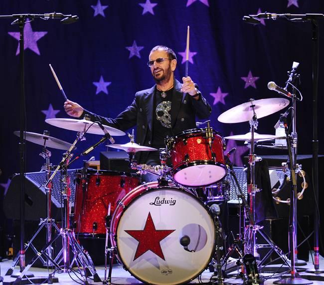 Ringo Starr Conn Selmer Inc